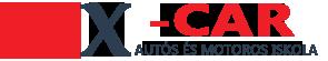 logo-X - Car autós és motoros iskola - Induló tanfolyamaink